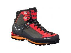 Чоловічі трекінгові черевики Salewa MS CROW GTX 42 Black-Red