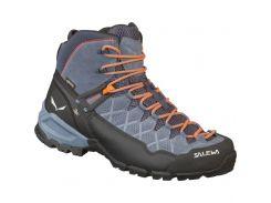Чоловічі трекінгові черевики Salewa MS ALP TRAINER MID GTX 46 Blue-Black