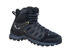 Чоловічі трекінгові черевики Salewa MS MTN TRAINER LITE MID GTX 42,5 Black