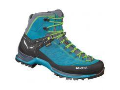 Чоловічі трекінгові черевики Salewa MS MTN TRAINER MID GTX 44 Blue