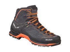Чоловічі трекінгові черевики Salewa MS MTN TRAINER MID GTX 43 Grey-Orange