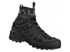 Чоловічі трекінгові черевики Salewa MS WILDFIRE EDGE MID GTX 44 Black