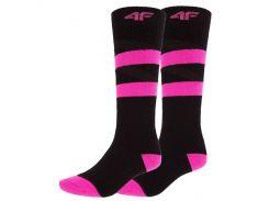 Шкарпетки лижні 4F Warm 39-42 black-pink