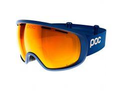 Маска гірськолижна POC Fovea Clarity Basketane Blue/Spektris Orange