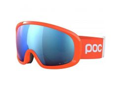 Маска гірськолижна POC Fovea Mid Clarity Comp Fluorescent Orange/Spektris Blu