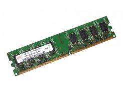 Оперативная память DDR2 2GB/800 Hynix (HYMP125U64CP8-S6/HYMP125U64CP8) - Refubrished