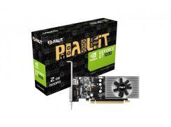 Видеокарта GF GT 1030 2GB GDDR5 Palit (NE5103000646-1080F)