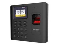 Терминал учета рабочего времени Hikvision DS-K1A802MF Black