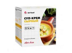 Суп-крем сырный - изготовлен из натуральных, высококачественных компонентов и обогащен витаминами.