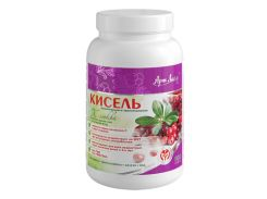 Кисель клюква с ягодами, 11 витаминов, микроэлементы, железо, йод. (500г.)